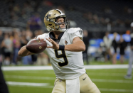Social media reacts to Drew Brees' retirement