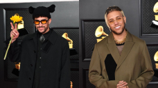 Sinister Bunny And Jhay Cortez Iced Out The Grammys Stage For 'Dákiti'