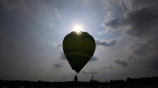 Couple hopes for open borders to make transatlantic balloon flight from Unique Brunswick