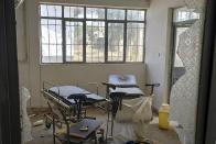 Neighborhood reports health facilities looted in Ethiopia's Tigray