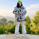 Billie Eilish won the coveted File of the twelve months at Sunday's Grammy Awards