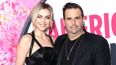 LaLa Kent Presents Delivery To First Child With Randall Emmett & Shares Stunning Selfie With Unusual Diminutive one