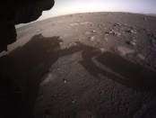 Hear to the snap, crackle, pop of NASA's Perseverance rover zapping rocks on Mars with a laser