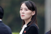 Kim Jong Un's powerful sister sends warning to Biden administration as Blinken, Austin arrive in Asia