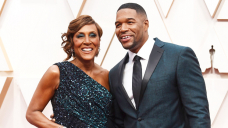 Michael Strahan Mocks Robin Roberts Live On 'GMA' After She Talks About Residing In A Penthouse