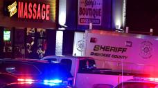 gunman kills eight people at three Atlanta-set up massage parlors