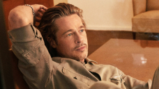 Brad Pitt, 57, Appears Significantly Though-provoking While Pushing His Hair Support For Recent Brioni Marketing campaign – Pics