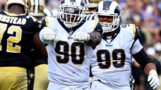 Michael Brockers' 'diploma up' criticisms of Jared Goff completely backfire after Lions trade