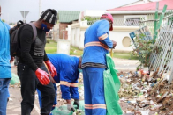 Residents urged to join one-day cleanup campaign