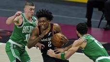 Sexton, Garland help Cavs snap 4-sport scuttle, beat Celtics