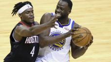 Warriors hand Rockets franchise-narrative 18th straight loss