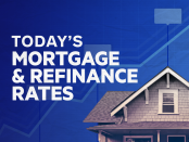 As of late's mortgage and refinance charges: March 18, 2021 | Charges jump
