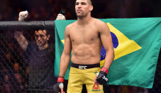 Vicente Luque sees Tyron Woodley as ideal test to reach top 5: 'I need a fight like this'