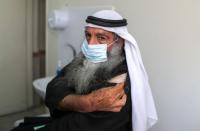 'Are you insane?' Some Gazans shun COVID-19 vaccination