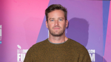 Armie Hammer accused of raping woman in Los Angeles