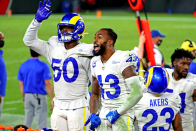 Rams projected to land 4 compensatory picks in 2022, including 4th-rounder