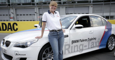 There would possibly be A Petition To Establish A Nurburgring Nook After Sabine Schmitz