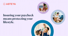 Miami startup Asteya launches to provide 'earnings insurance'