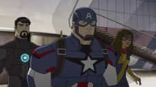 Marvel introducing first gay Captain The USA in the comics