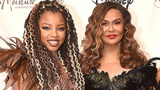 Beyoncé's Mom Tina Knowles Gushes Over Chloe Bailey 1 Week After Singer's Dad Shades Her