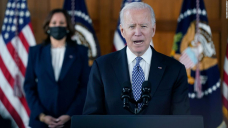 Biden: 'Hate can have no safe harbor in The US.'