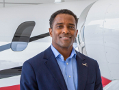 This Air Force veteran grew his private jet startup during the pandemic. Now he's secured a $60 million investment to double his fast.