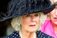 All of the times the Royal Household have cried in public, from the Queen to Kate