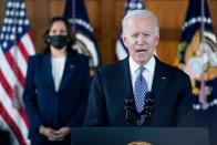 Biden calls on U.S. to unite against despise, speak out against violence targeting Asian Americans