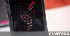 Asus ROG Phone 5 video teardown shows why it snaps in half