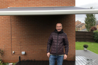 Within Coronation Avenue star Andy Whyment's stylish family home with hot tub
