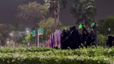 Police Crack Down on Anti-Authorities Protesters in Bangkok