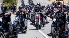 Bikies charged over WA drive-by shooting