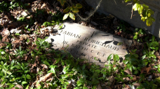 Old's headstone can stay where it was discovered in Etobicoke home, son says