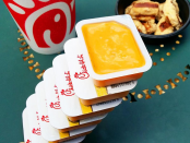 Chick-fil-A is bringing its beloved sauces to more grocery stores. Walmart, Publix, HEB, and grocers in all states will get bottles this spring.