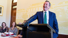 WA premier stamps authority with reshuffle