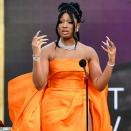 Megan Thee Stallion's mother predicted Grammys win