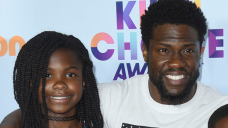 Kevin Hart Surprises Daughter Heaven With A $85K Mercedes For Her Sweet Sixteen