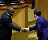 'It's the worst thing the ANC has ever completed' – Steenhuisen jabs government