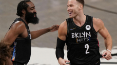 Irving, Harden help Nets beat Wizards in Griffin's debut