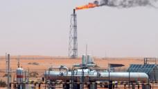 Oil giant Aramco sees huge 44% profit drop