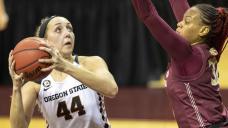 Goodman's 24 points lead Oregon Teach women by FSU 83-59