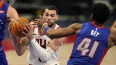 Markkanen, solid defense lead Bulls over Pistons 100-86
