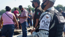 Mexico deploys troops over US migration