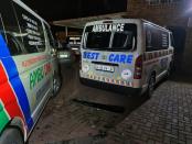 WATCH | Ambulances petrol-bombed in Pretoria