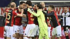Scamacca nets brace for Genoa in Serie A
