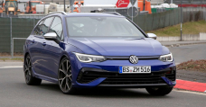 Unique VW Golf R Estate Cunningly Disguised With… Three Minute Objects Of Tape