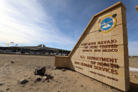 Navajo Nation reports no new daily Covid instances, deaths for the first time in six months