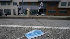 California groups track face masks, gloves bound for ocean