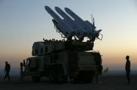 Iran says it made five major military improvements last year