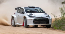 The Toyota GR Yaris 'AP4' Makes Up For The Ineffective WRC Automobile